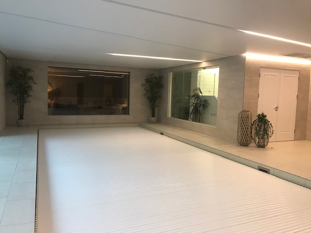Indoor Pool installed in Cheshire
