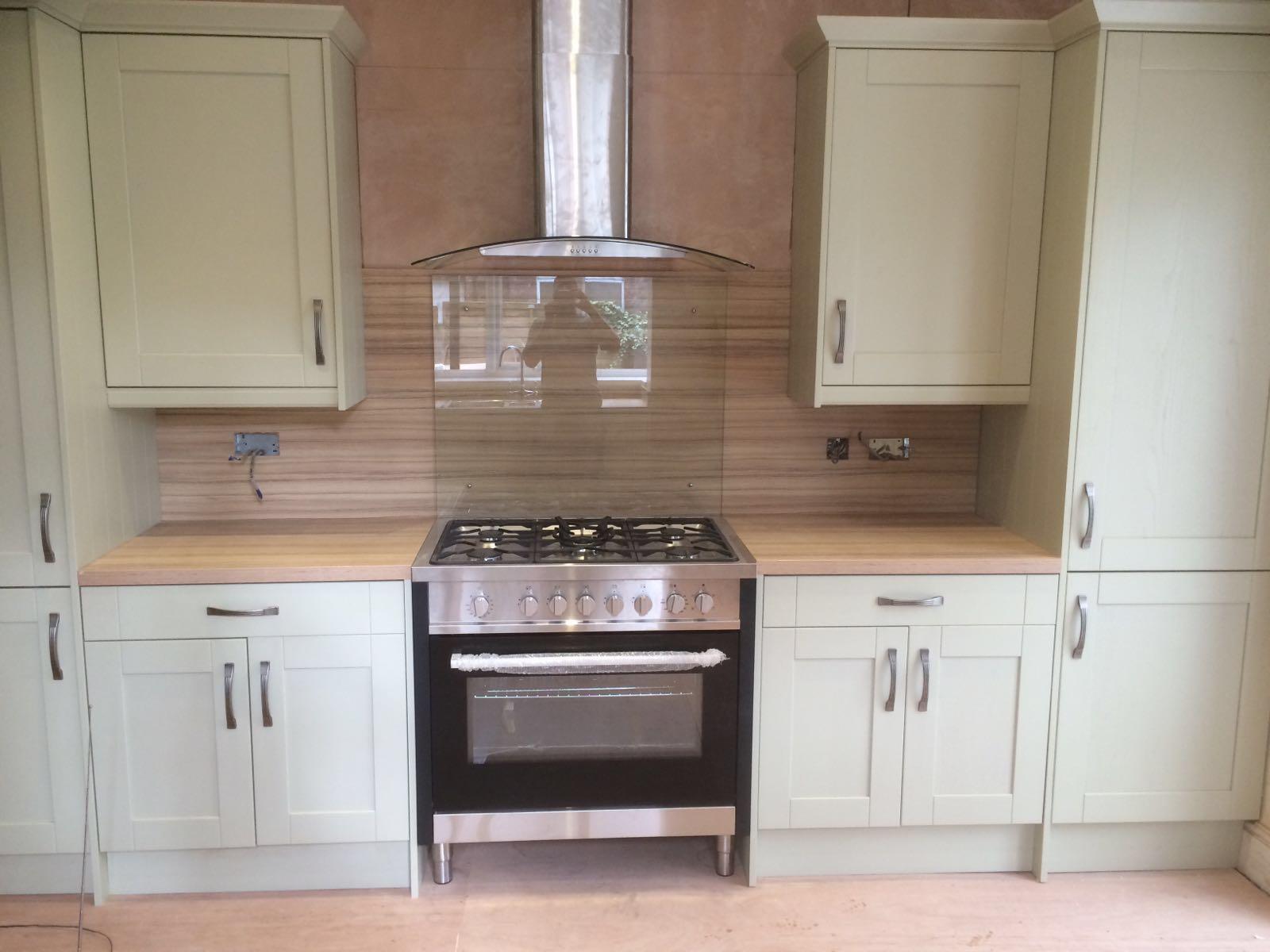 New Kitchen Installed Dukinfield