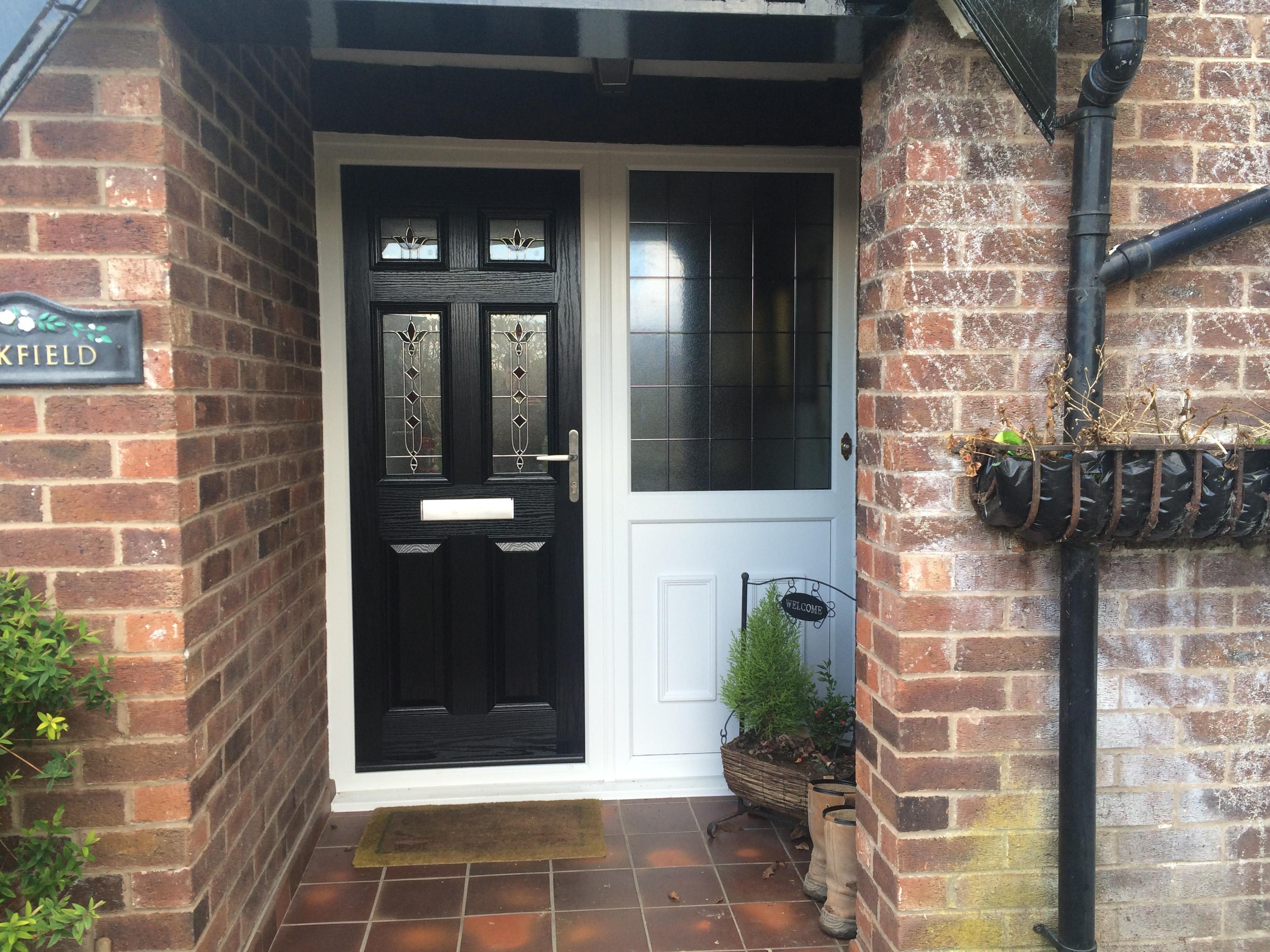 New Door Fitted Hyde