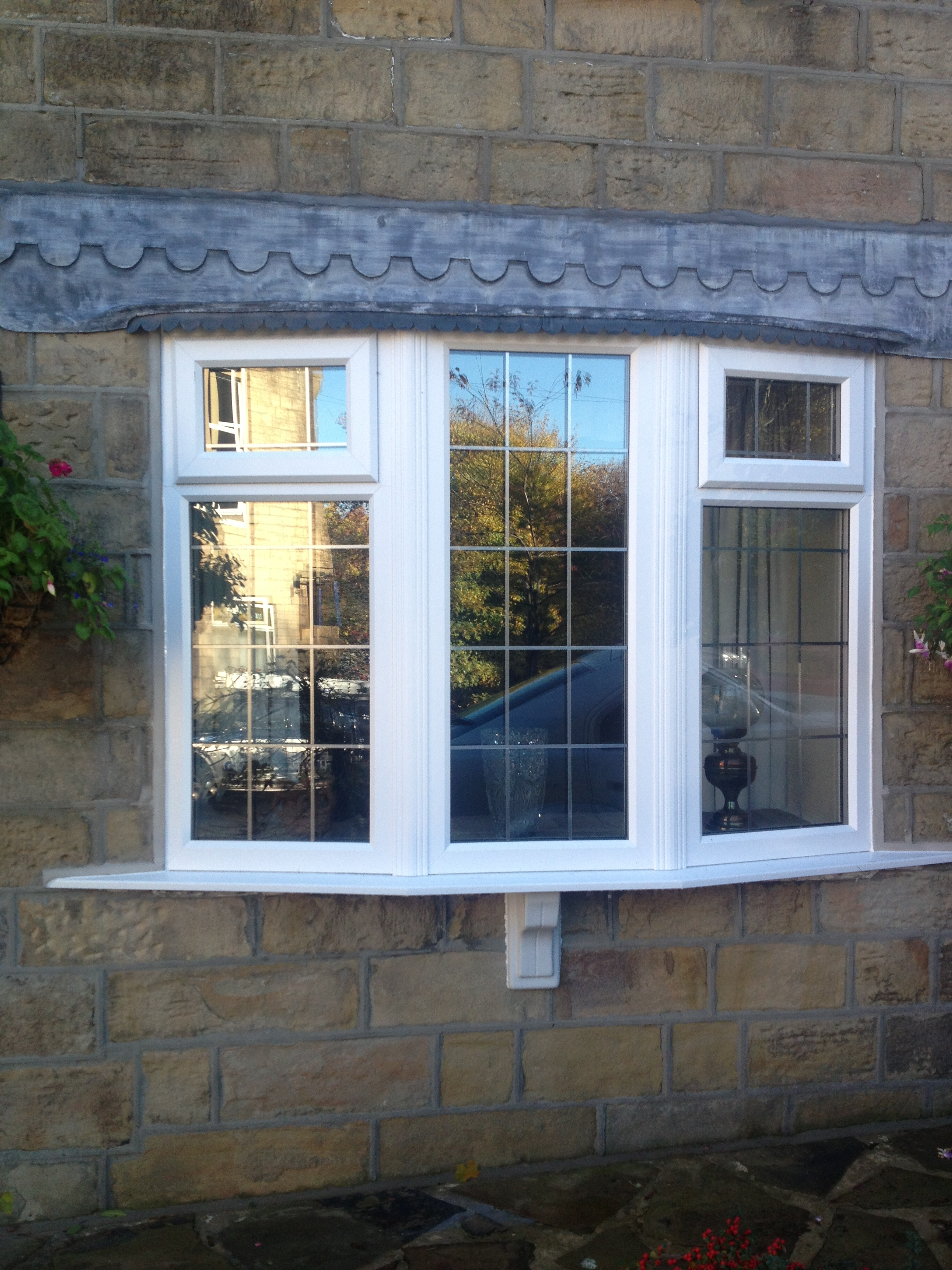 New Window Bay Fitted