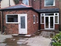 Kitchen Extension Completed Hyde