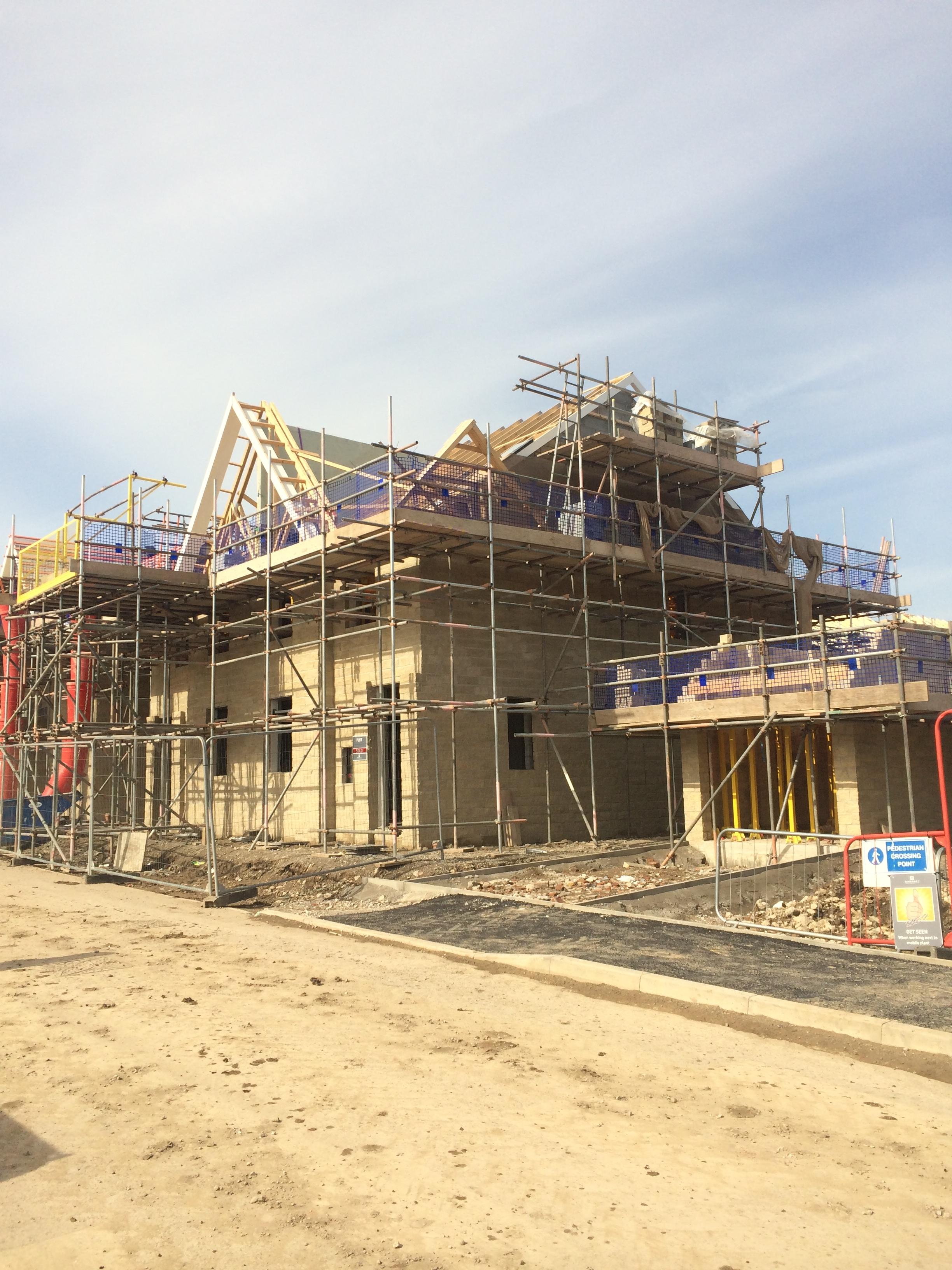 New Build Cheshire