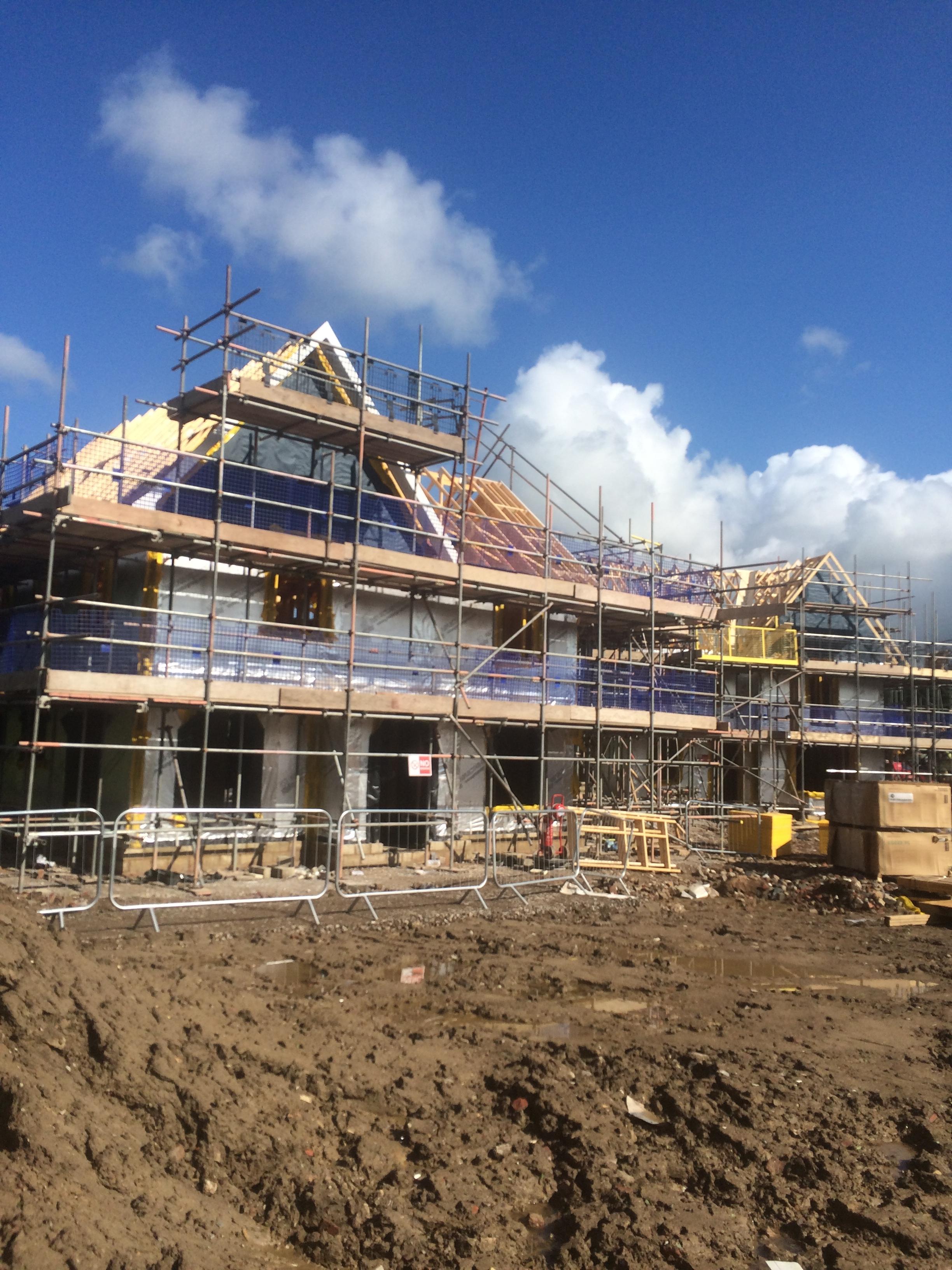 New Build work Manchester