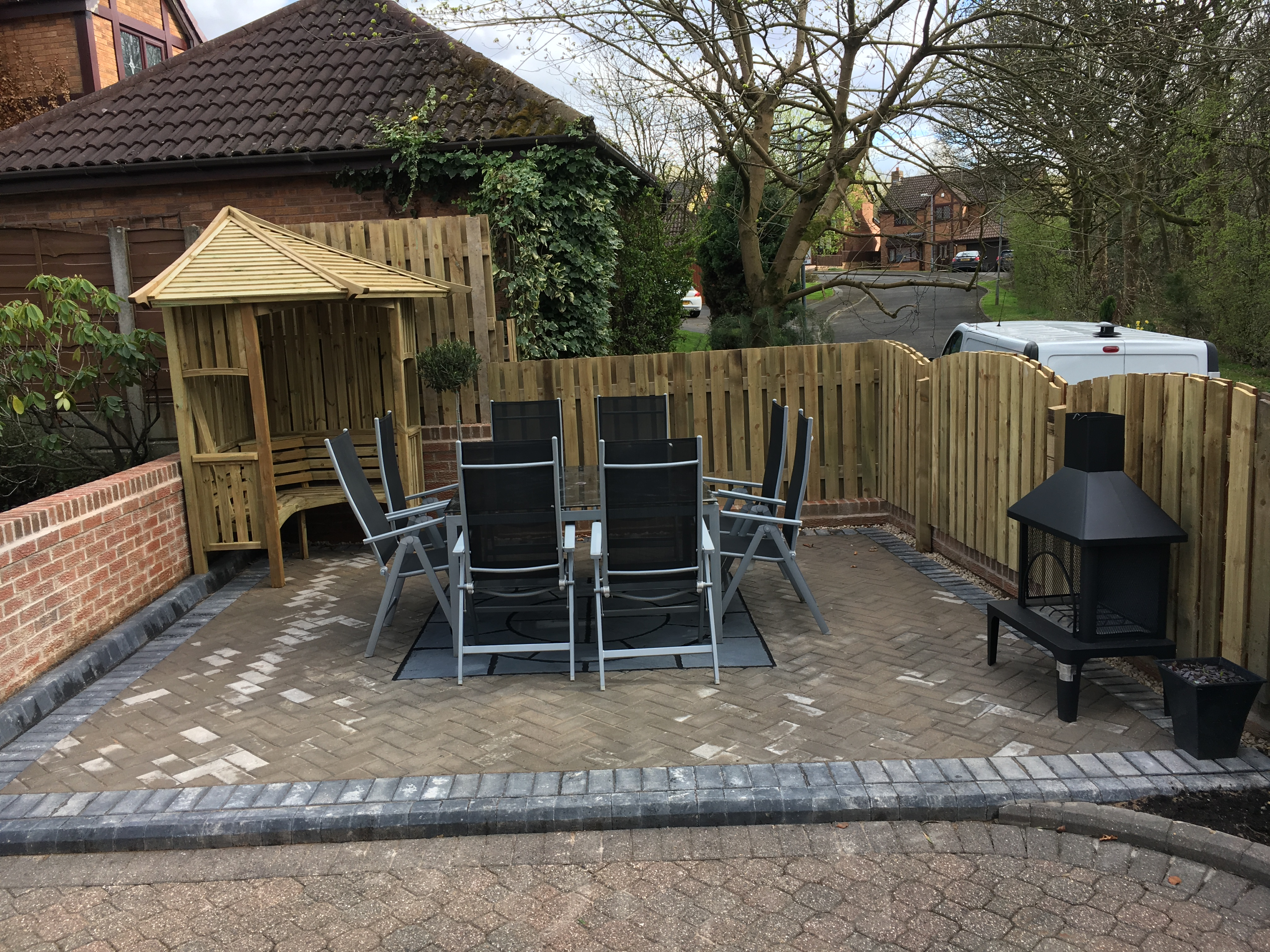 Fencing and Gazebo Cheshire