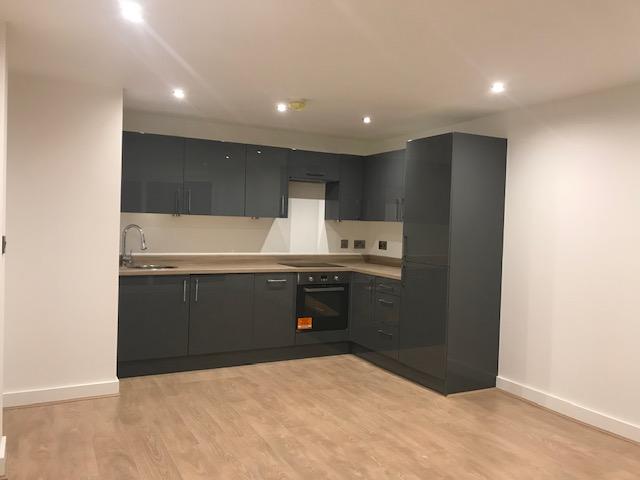 New build kitchen Baguley