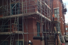 Exterior Work Completed Stockport