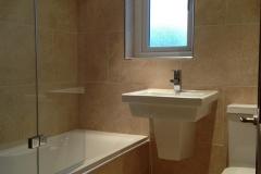 New bathroom Hale