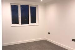 New build bedroom Baguley