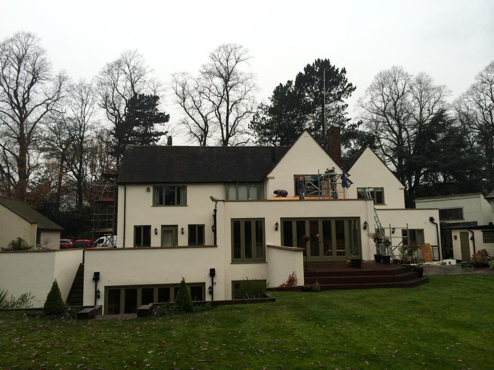 Rendering Hale Barns