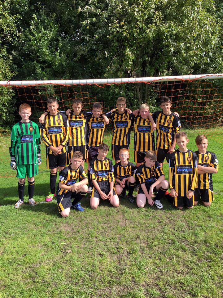 Dukinfield tigers squad