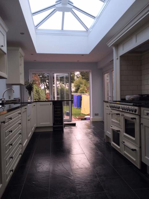 kitchen installed in audenshaw
