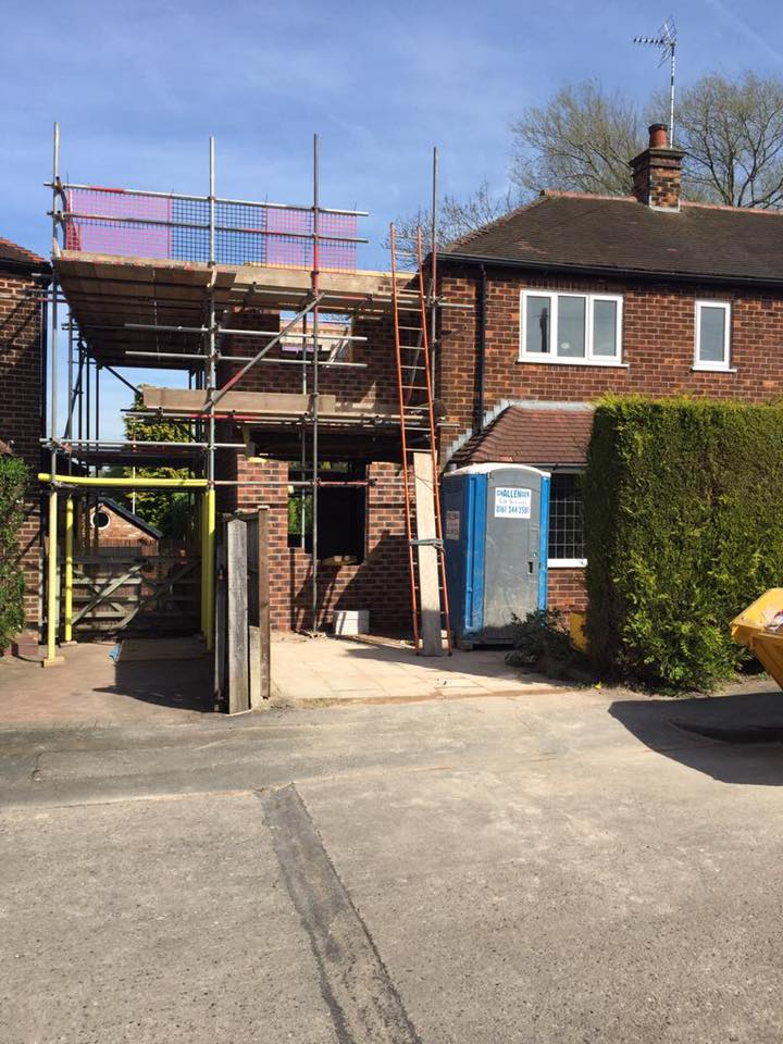 Extension Alderly Edge