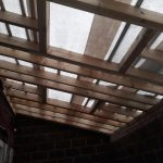 extension in dukinfield roof