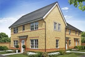 New build houses Tameside