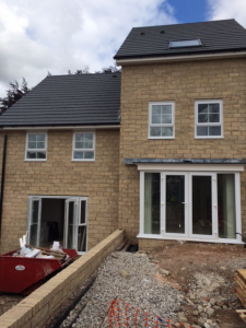 New build houses greater manchester