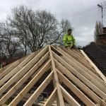 extension roof in tameside