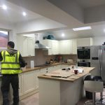 extension in dukinfield island